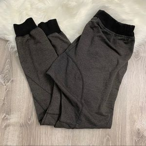 American Stitch gray joggers
